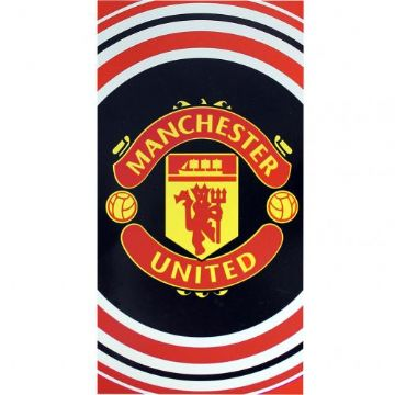 Manchester United  Large Velour Towel PL